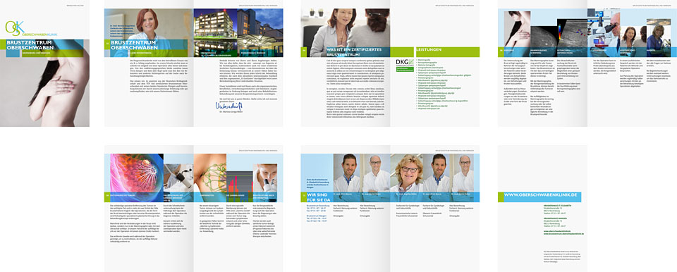 Oberschwabenklinik Corporate Design